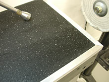 High Quality This Rubber Matting Makes An Excellent Workbench Covering And It Can Easily  Be Replaced If It Gets Messed Up. The Sheets Are Usually Somewhere Around  ...
